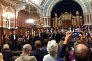 Chichester Psalms with APO