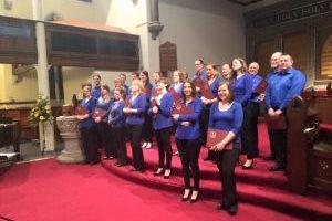 Concert @ Wesley Methodist